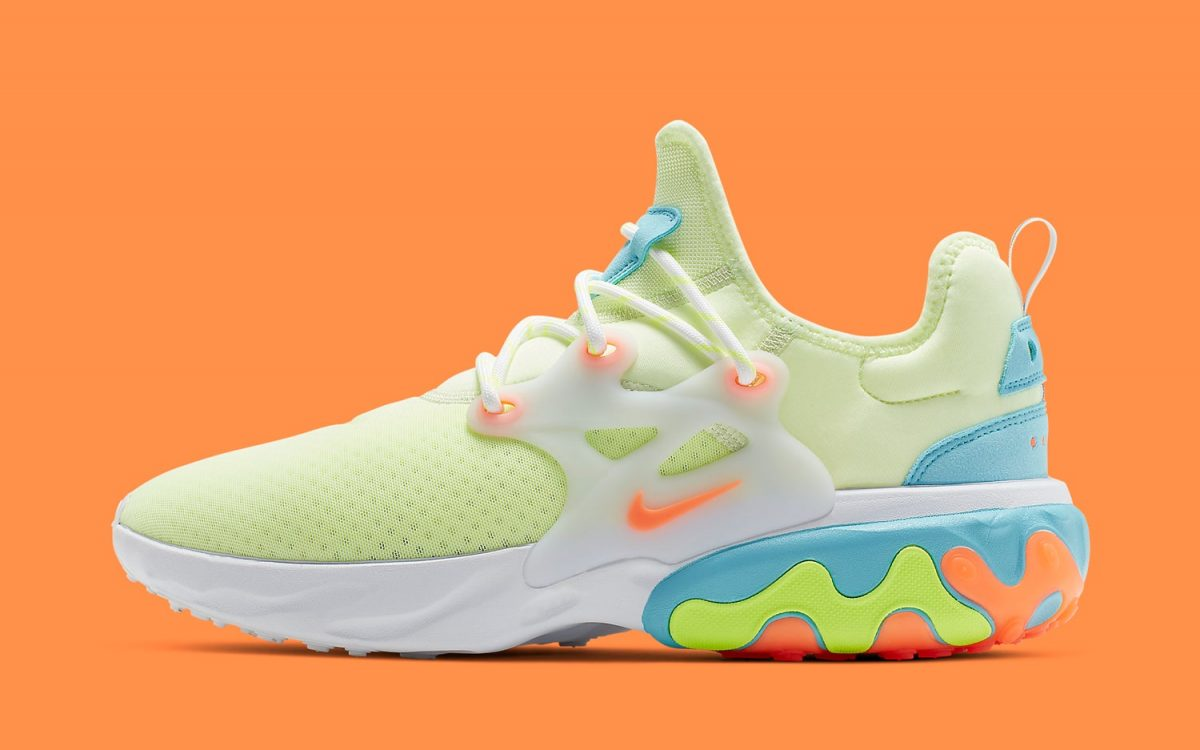 "The Nike React Presto ""Psychedelic Lava"" Releases May 16th"