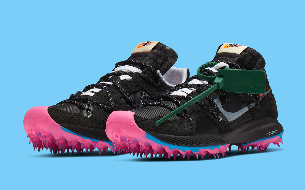 "vestir codo Planta  Where to Buy the OFF-WHITE x Nike Zoom Terra Kiger 5 ""Athlete in Progress""  Collection - HOUSE OF HEAT 