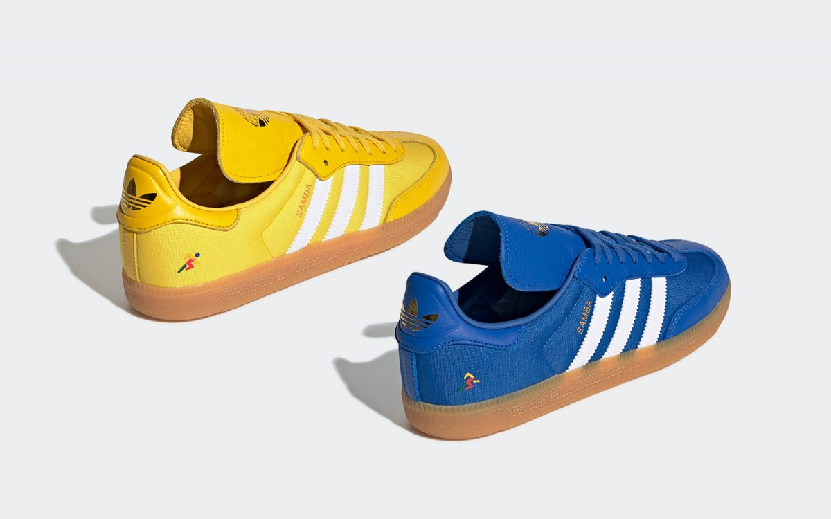 d37bff22e Oyster Holdings to Release a Bold Red, Blue and Gold Pack of Samba OGs