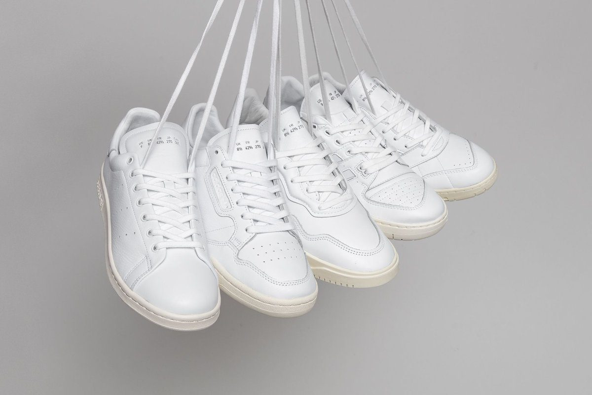 "adidas Originals to Release an All-White ""Recon"" Pack on June 1st"