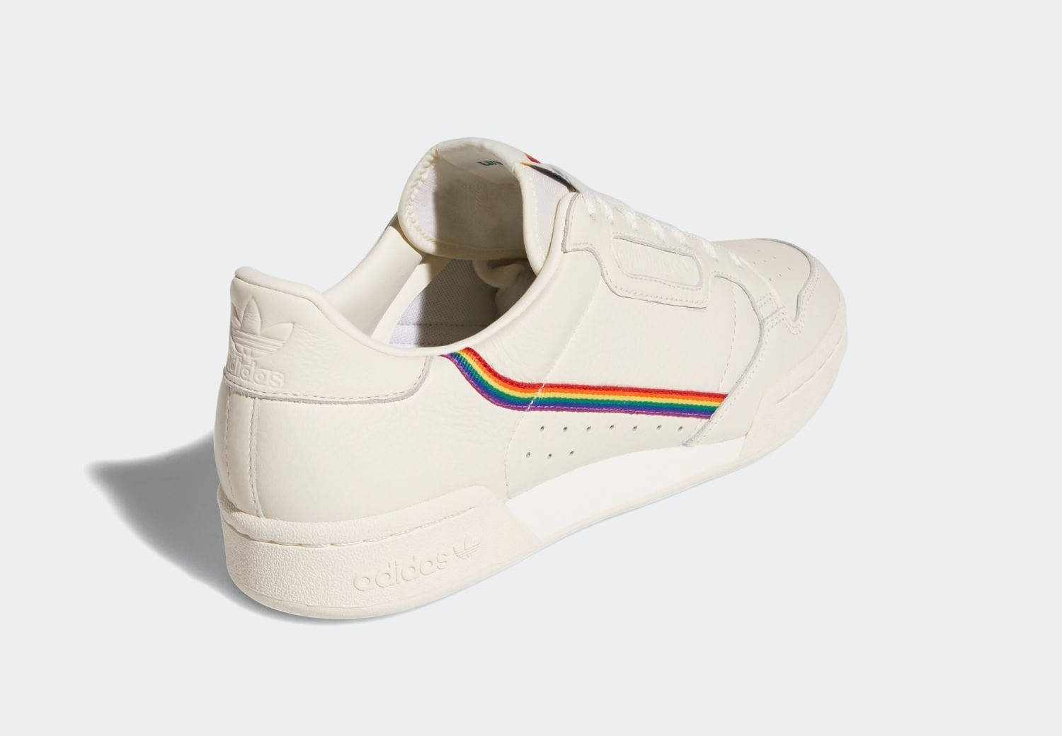 The Continental Rocks Rainbow Detail to