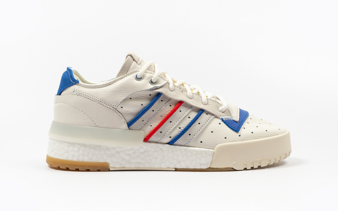 Available Now // French Tri-Color adidas Rivalry RM Low