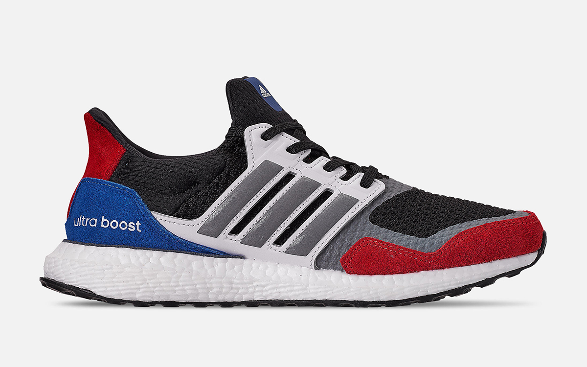 These Optimus Prime-Vibed Ultra BOOSTs