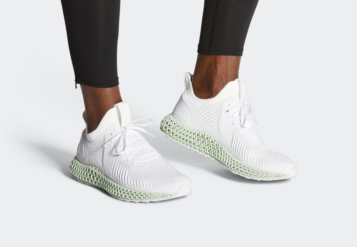 The adidas Alphaedge 4D Materializes Three New Makeups