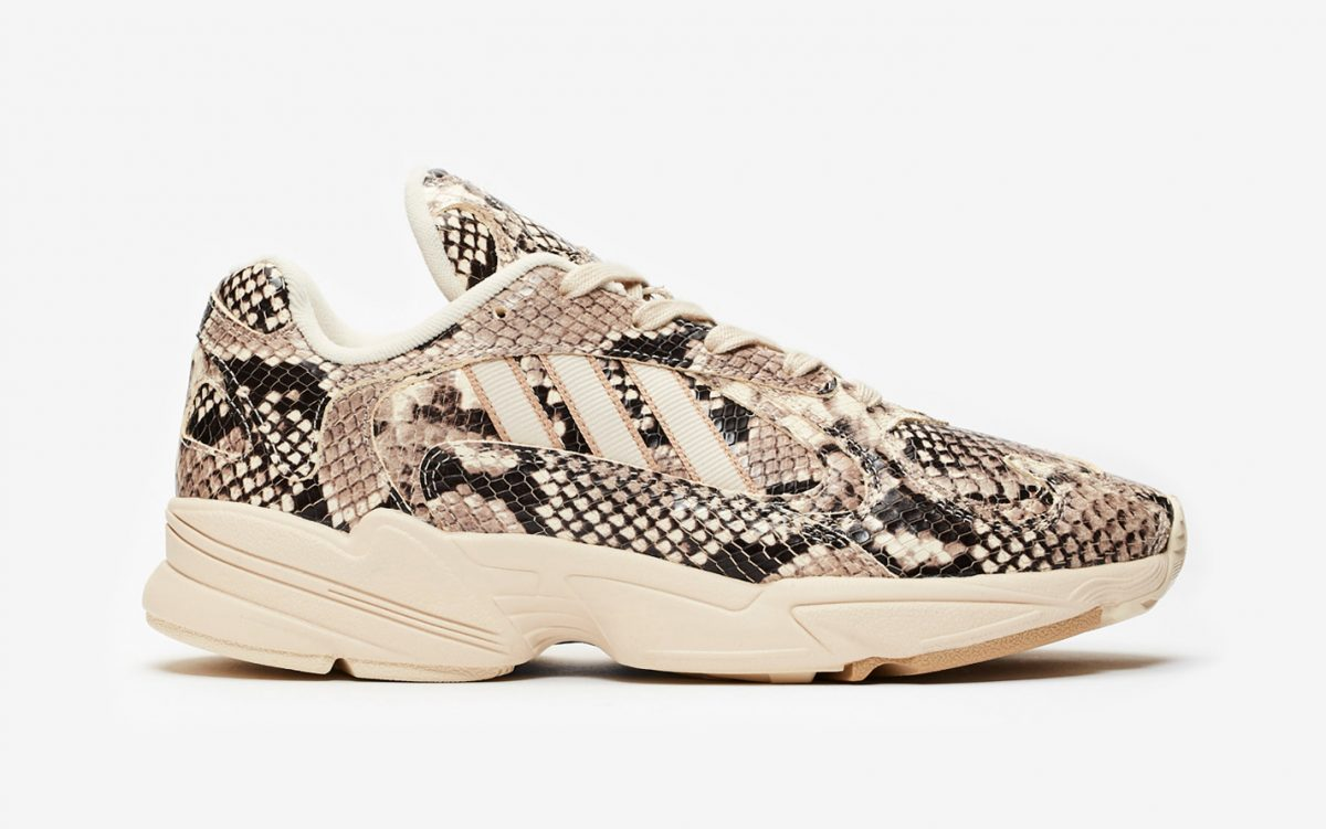 Serpent-Sheathed adidas Yung-1s Have Surfaced!