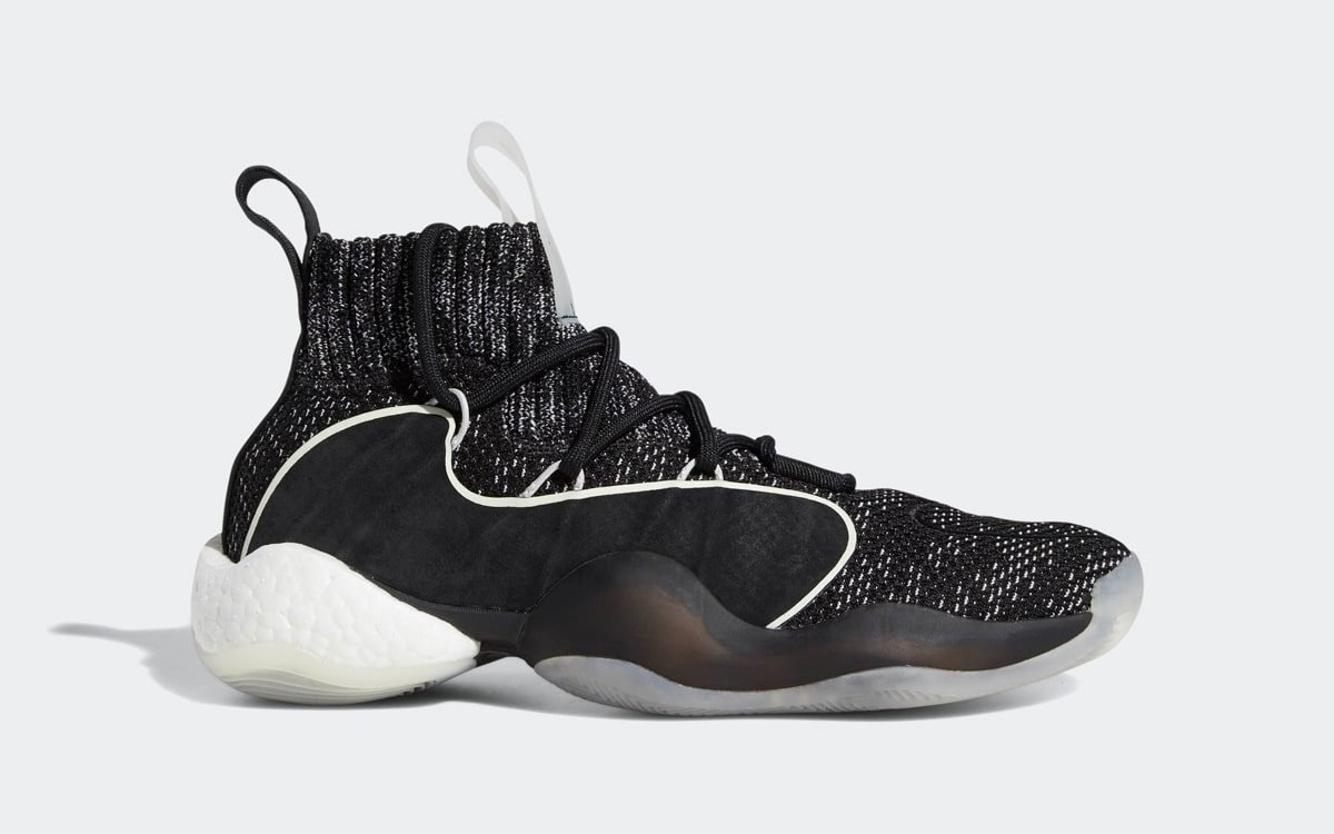"""Available Now // adidas Crazy BYW """"Oreo"""""""