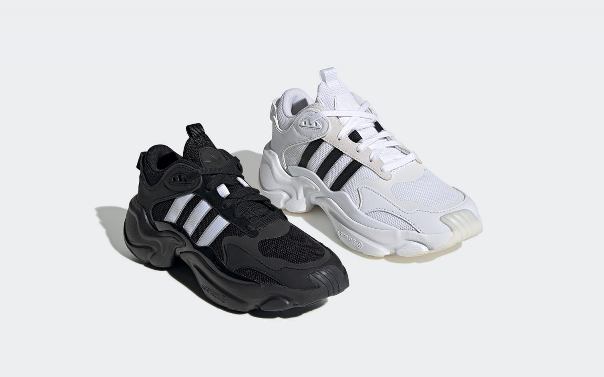 adidas Set to Drop the Magmur Runner in Two Iconic Three Stripe Colorways