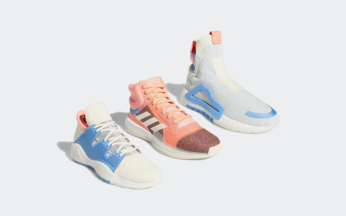 Available Now // adidas to Release a Three-Piece Performance Hoop Pack for Summer