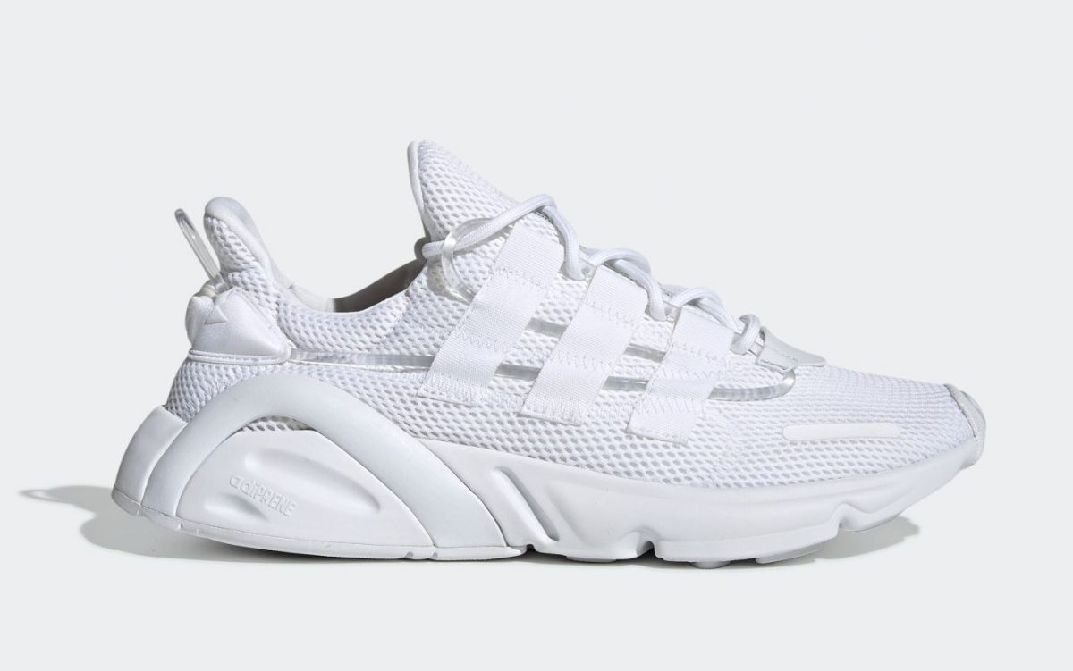 adidas Offer Up Another White-Based LXCON