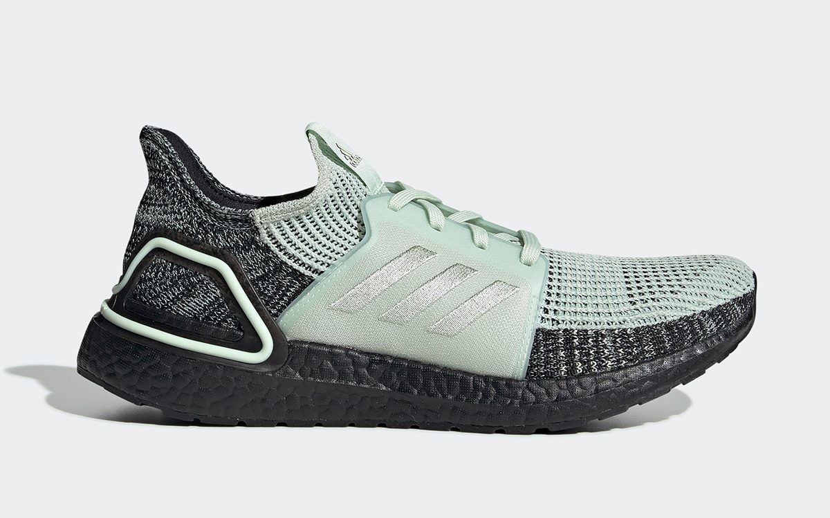 Available Now // adidas Bring Blacked-Out Soles to the Ultra BOOST 19