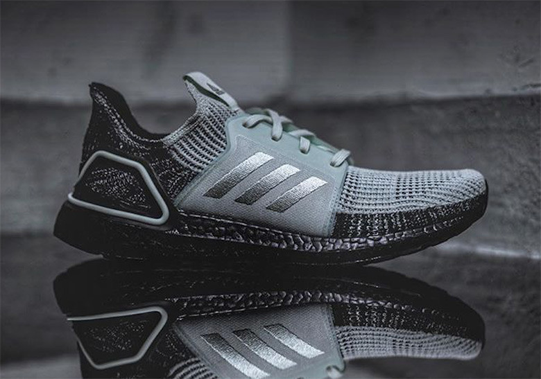 adidas Bring Blacked-Out Soles to the Ultra BOOST 19