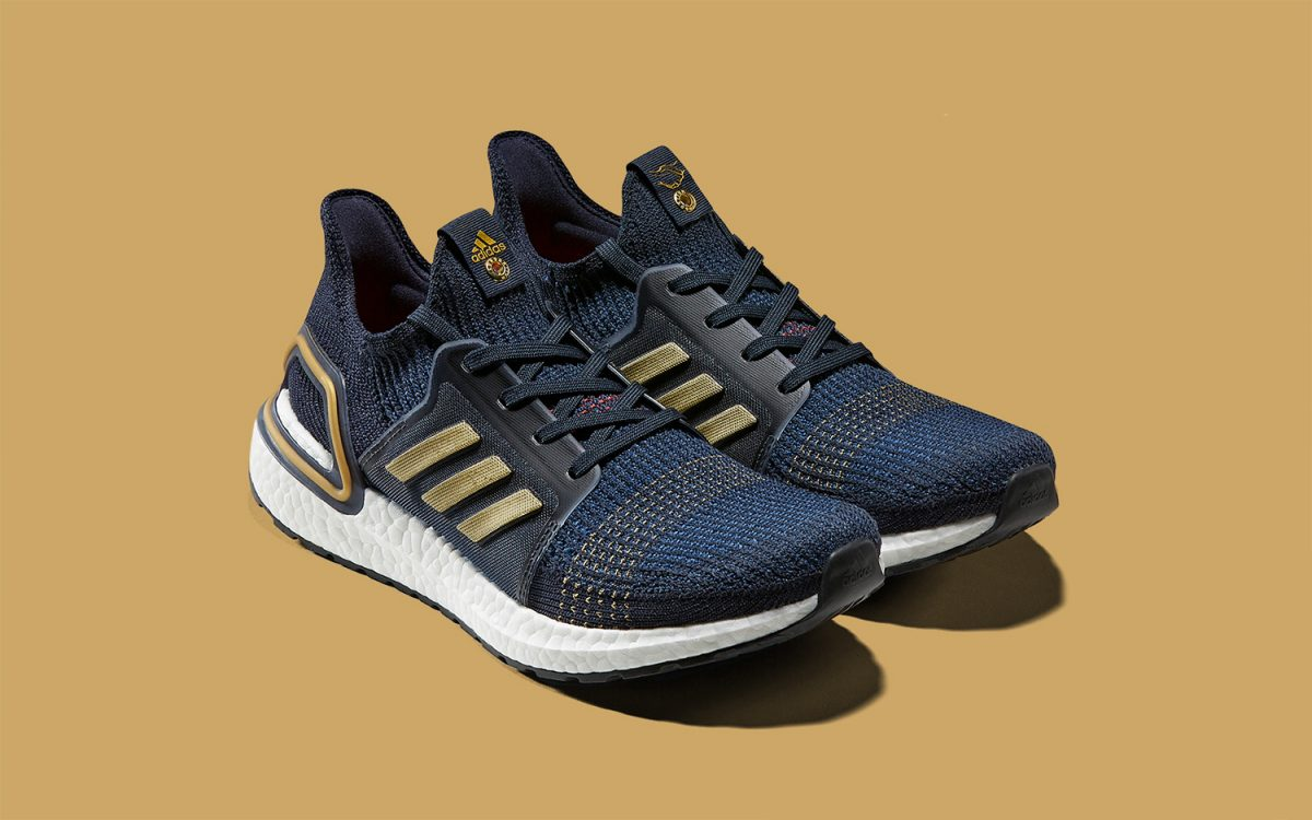 adidas Consortium Unveils a Regal Navy and Gold Rendition of the Ultra BOOST 2019