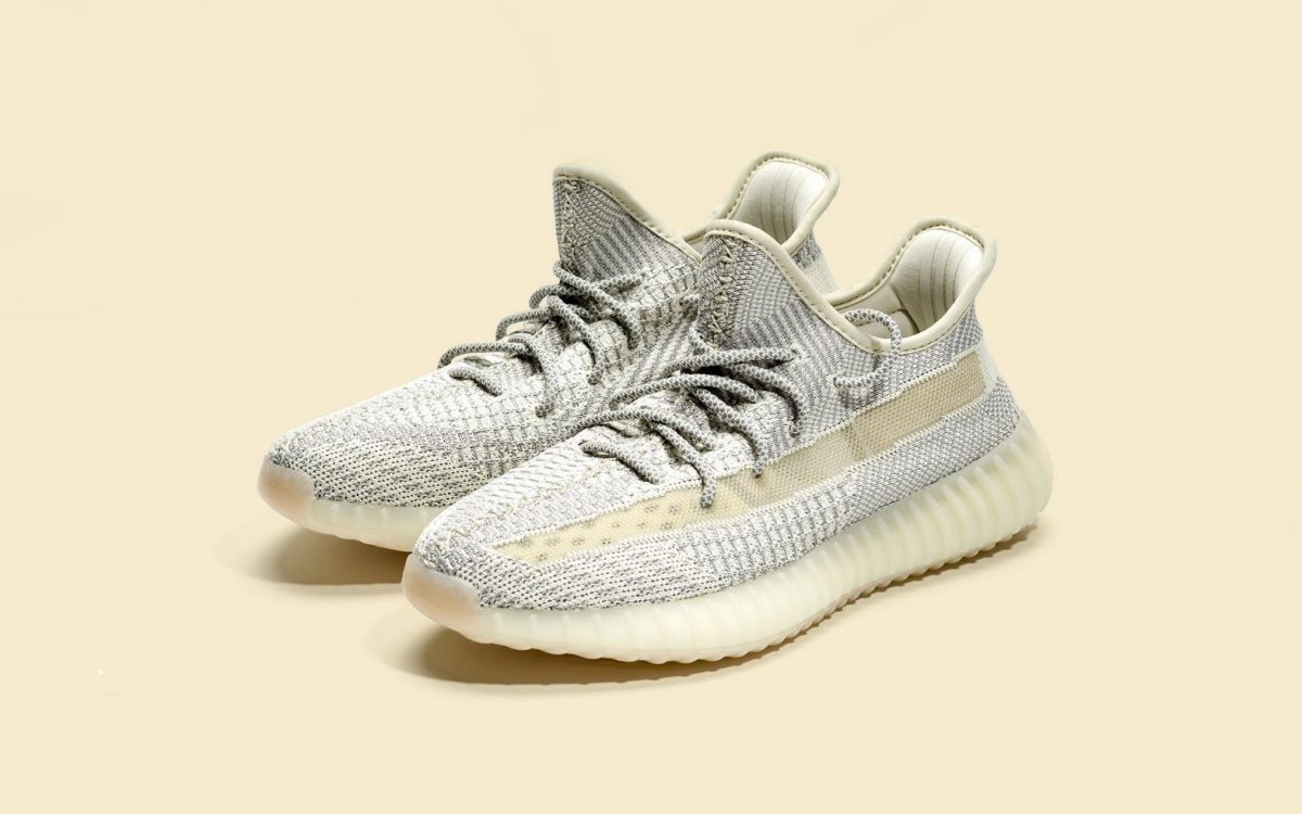 "Detailed Looks at the Upcoming adidas YEEZY 350 v2 ""Lundmark"""