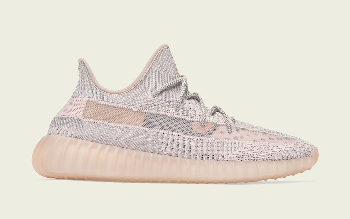 "The ""Synth"" YEEZY 350 v2s Will Be an Exclusive for Asia, Africa and the Middle East"