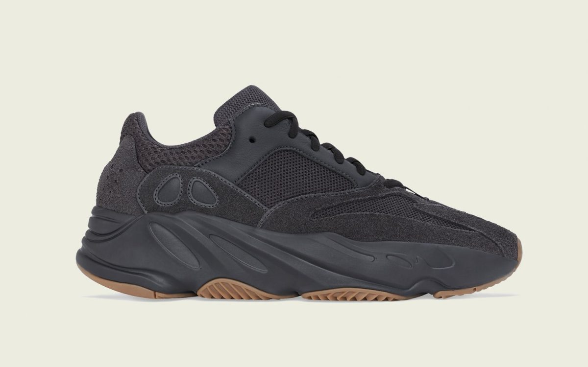 "Where to Buy the ""Utility Black"" YEEZY 700"