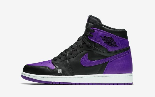 "buy online d54a6 597e8 Bred-Blocked ""Court Purple"" Air Jordan 1 Confirmed for 2020"