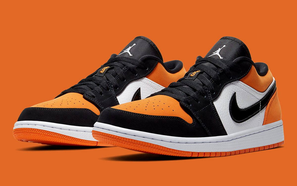 "Available Now // ""Shattered Backboard"" Air Jordan 1 Low"