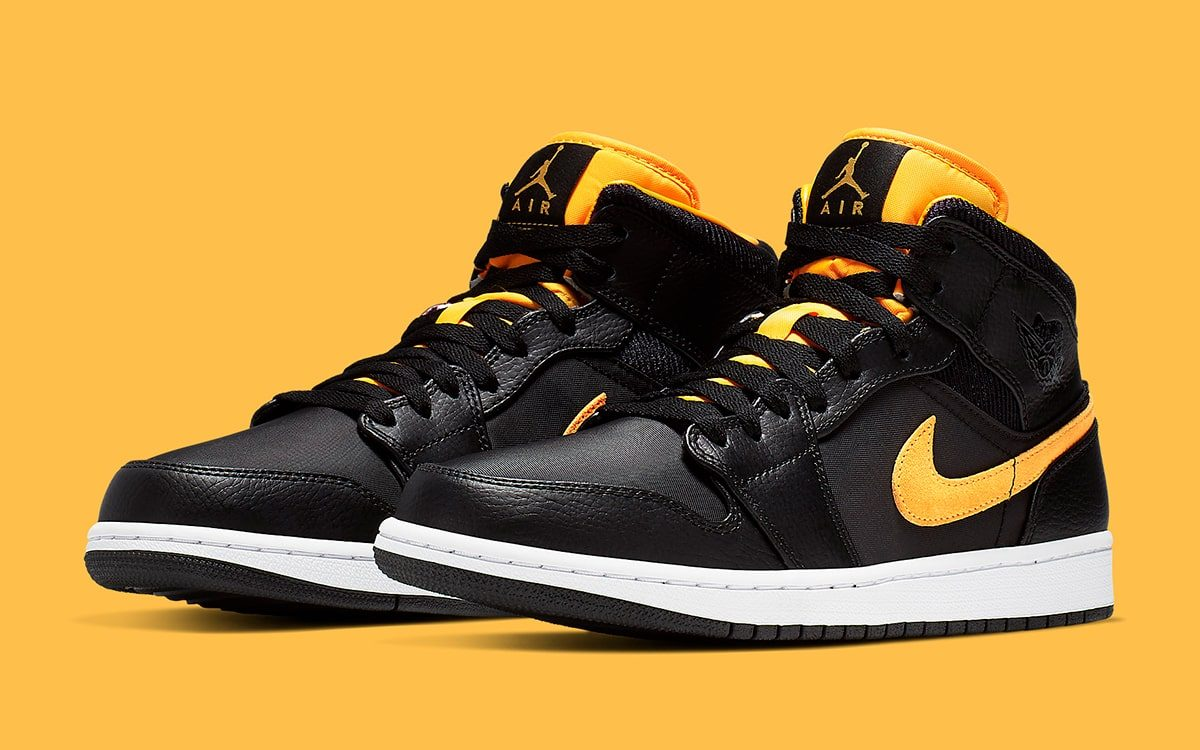 Even More Taxi-Themed Air Jordan 1s are Available Now!