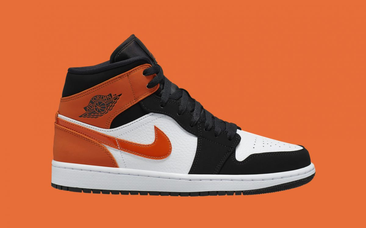 Shattered Backboard Sauces the Air Jordan 1 Mid
