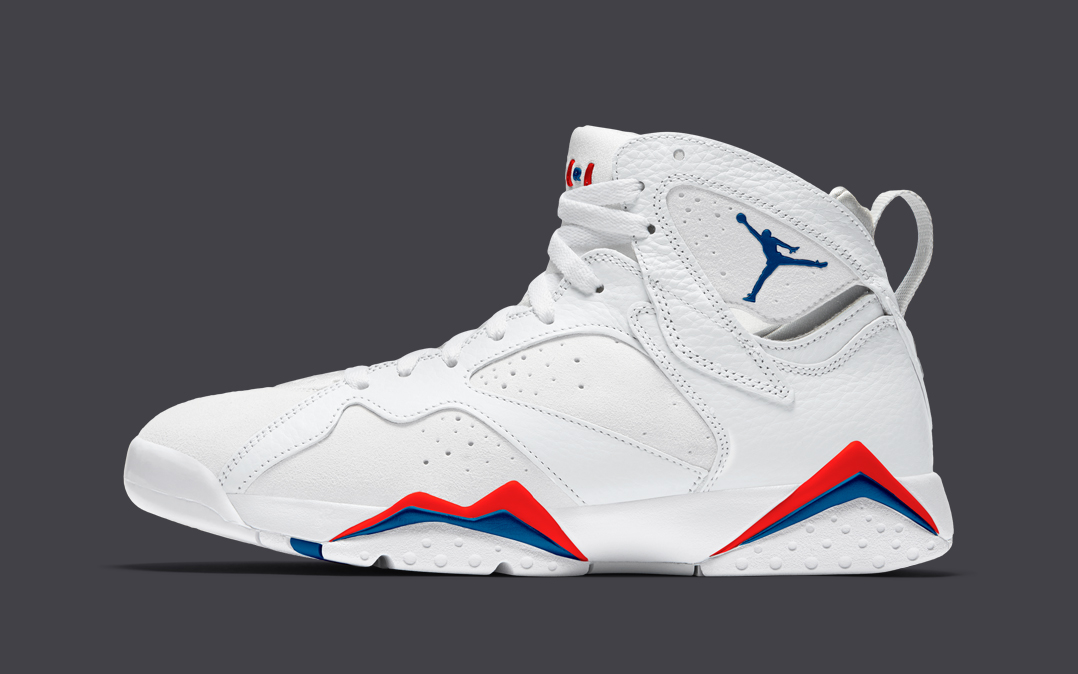 "Concept Lab // Air Jordan 7 ""Fourth of July"""