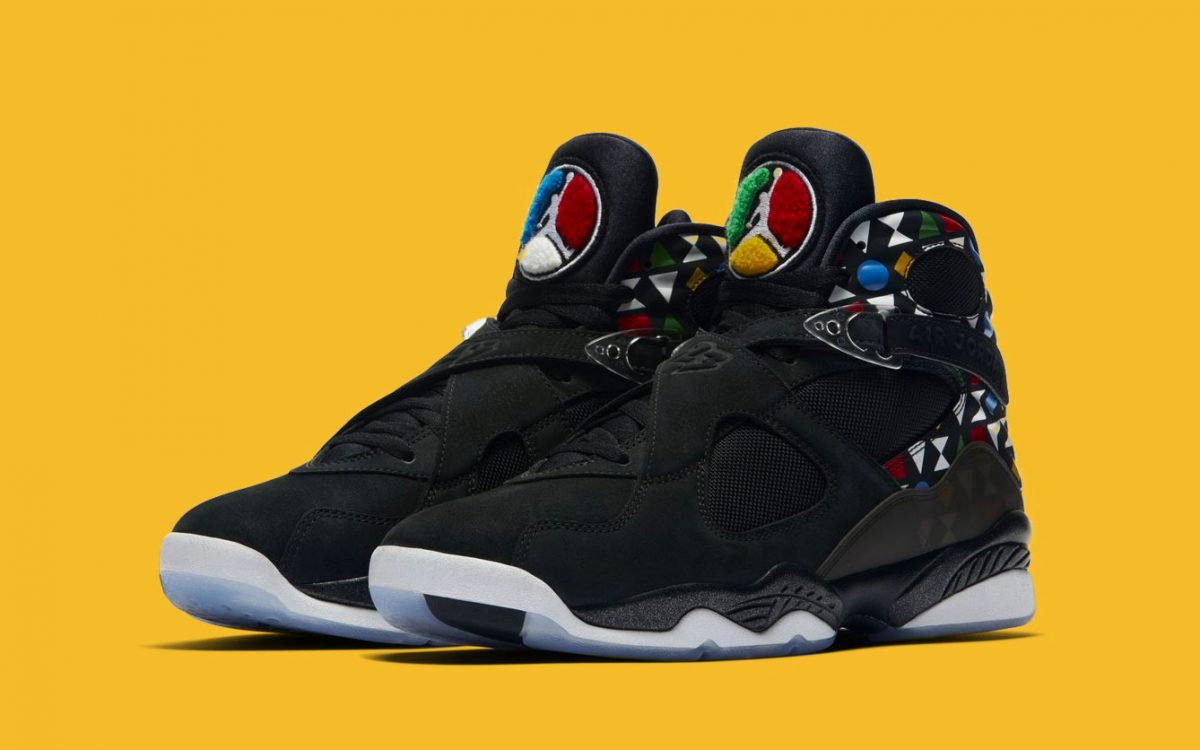 the best attitude d0b78 7032c Official Looks at the Air Jordan 8 Quai 54 - HOUSE OF HEAT ...