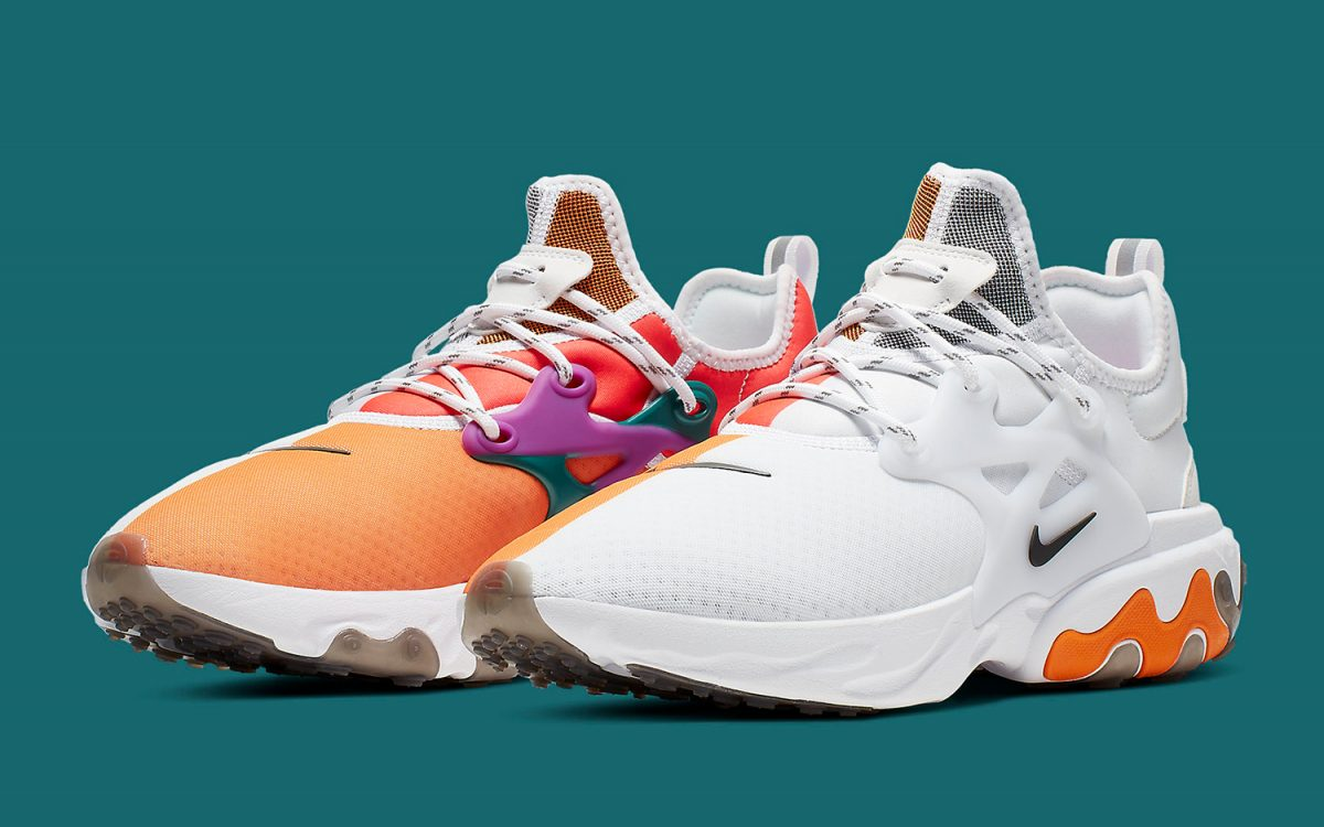 Japan's BEAMS to Release Culturally-Inspired Nike React Presto This Week!