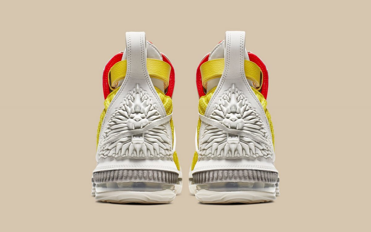 online store 9a5bc c182d The Harlem Fashion Row x Nike LeBron 16