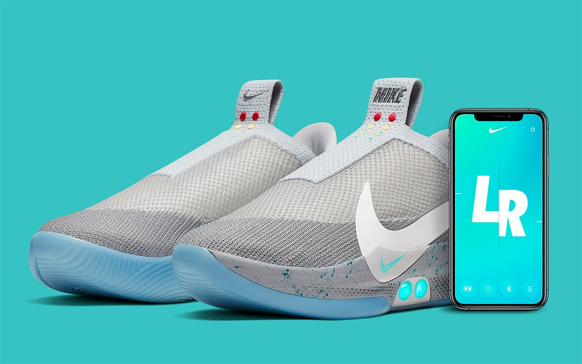 5e5188b9 The Nike Air Mag-Inspired Adapt BB Releases on May 29th - HOUSE OF ...