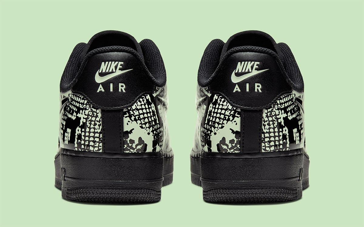 Available Now // The Nike Air Force 1 Low Foamposite Pro