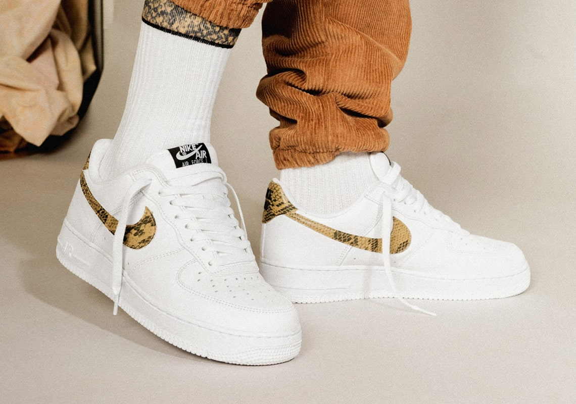 2006 Snakeskin Forces Retro at Select Retailers Next Week!