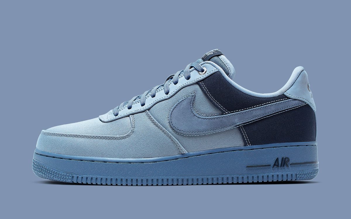 """""""Diffused Denim"""" Air Force One Lows Are Available Now!"""