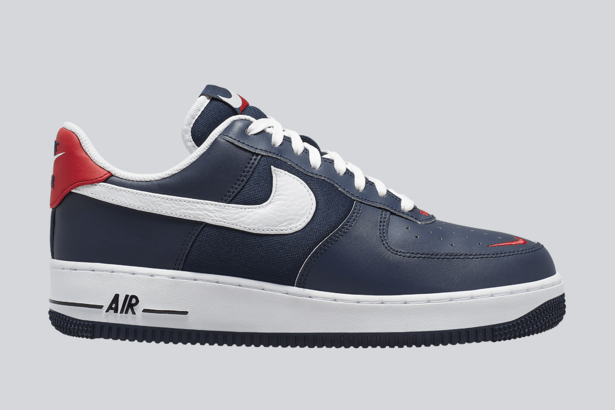 This Air Force 1 Low Flexes a Heavy Fourth of July Flow