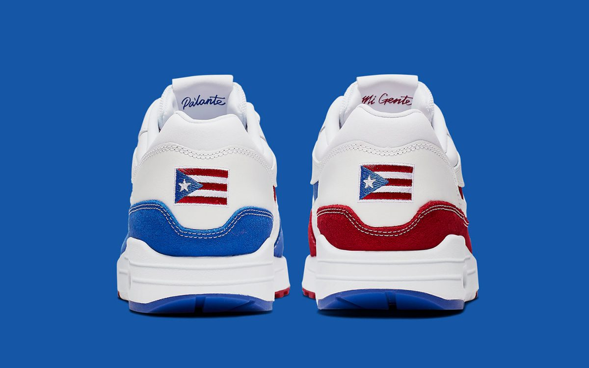 5b4c141dbb Nike to Release an Air Max 1 in Just time for the Puerto Rican Day Parade