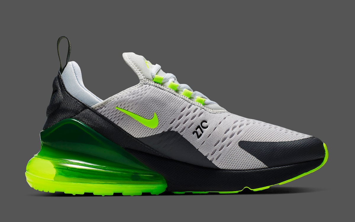brand new bcea3 737d9 The Air Max 270 Assumes the Iconic AM95's OG