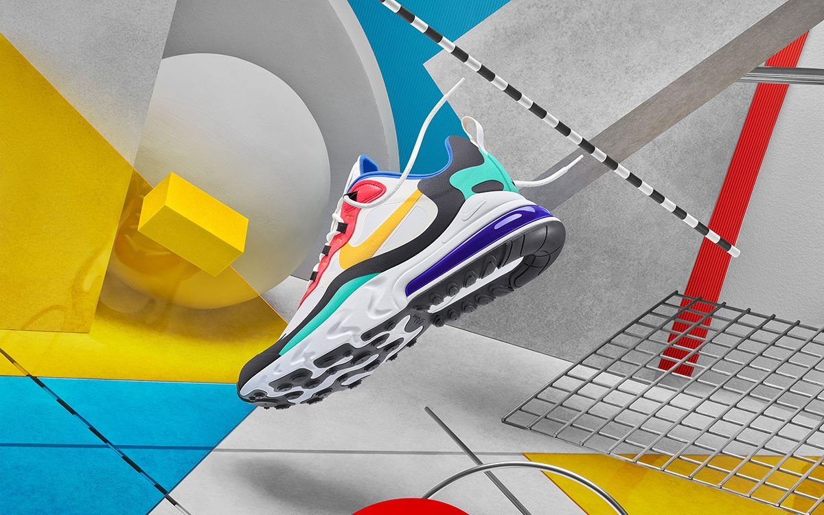 Nike Unveil the Nike Air Max 270 React - HOUSE OF HEAT
