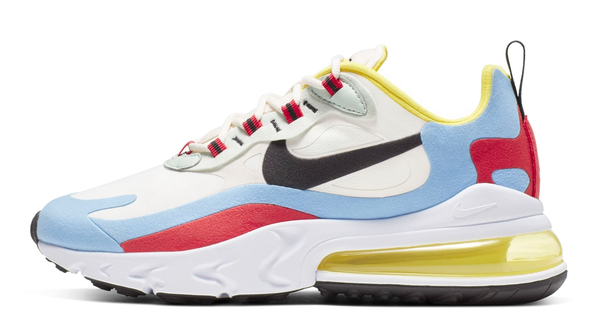 Nike Unveil the Nike Air Max 270 React HOUSE OF HEAT