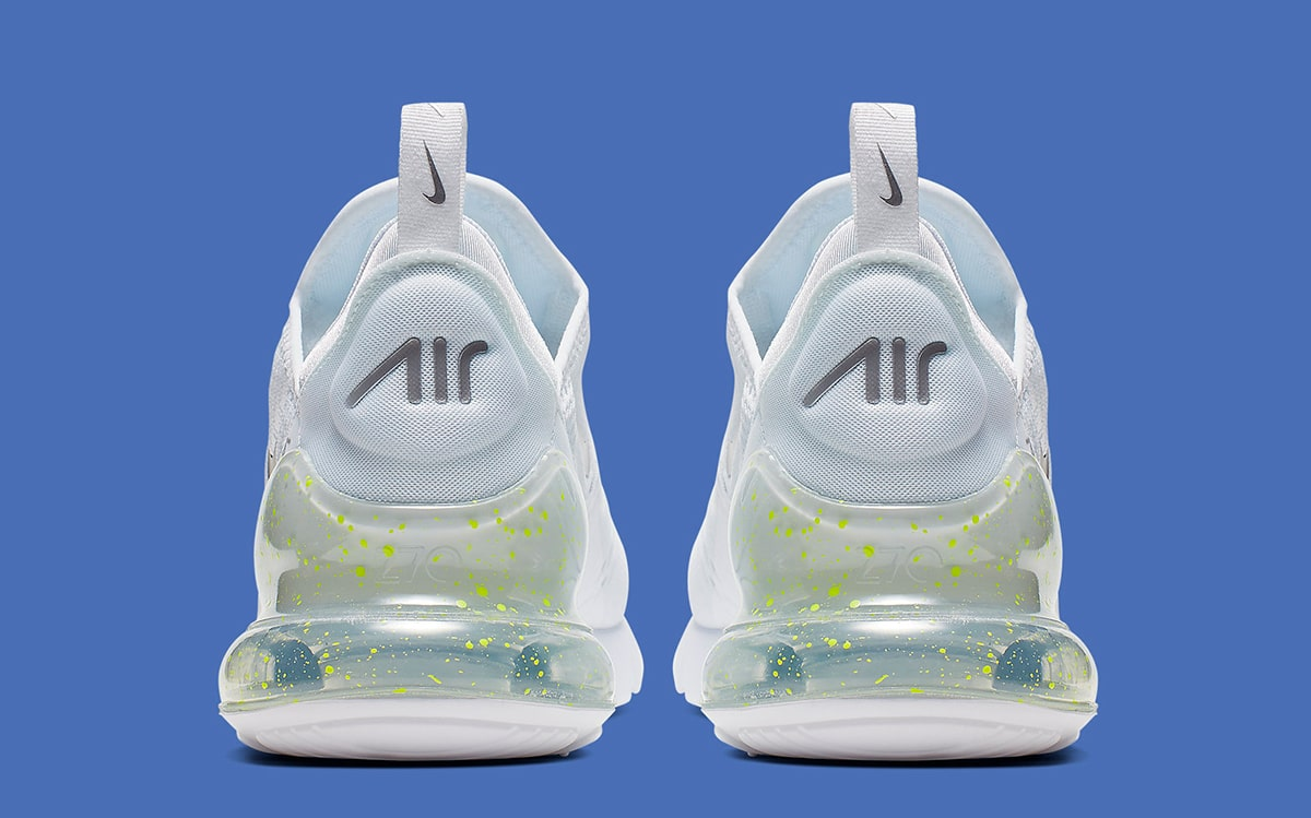1e645da3fa Nike's Latest Air Max 270 Arrives Speckled for Summer - HOUSE OF ...
