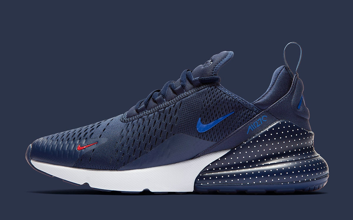 Nike's French Themed Collection Now Comes in Navy HOUSE OF