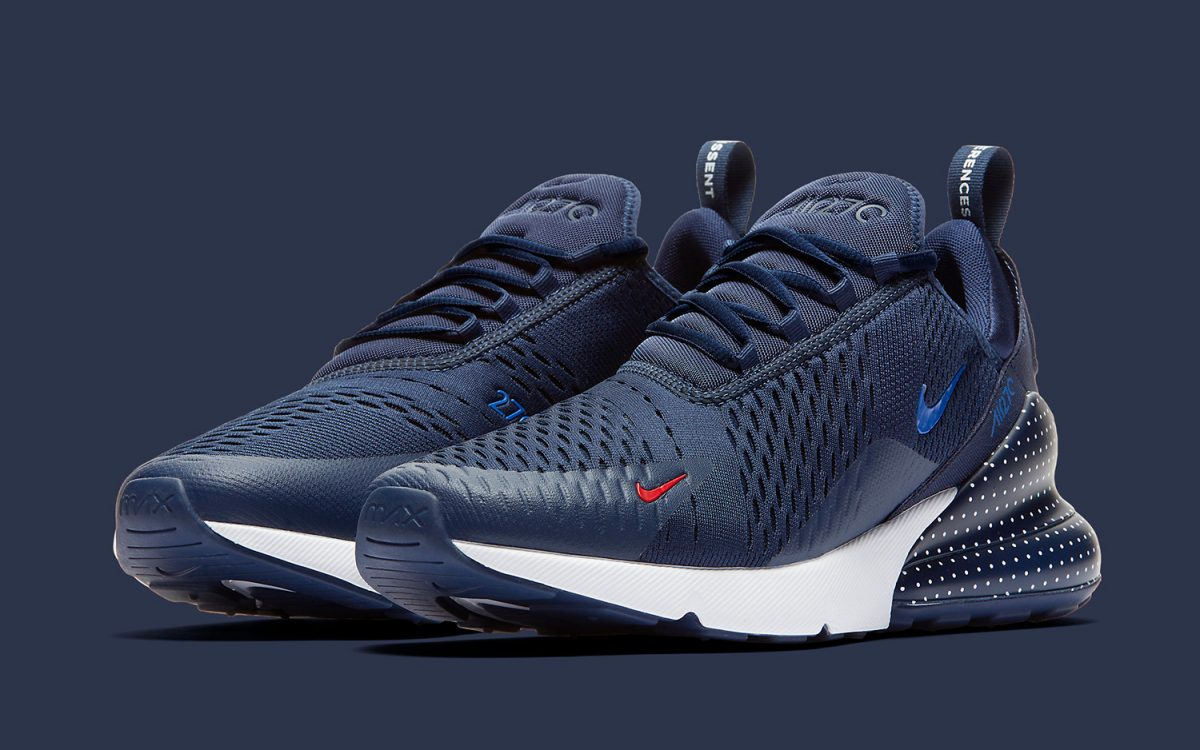photos officielles decac 455ca Nike's French-Themed Collection Now Comes in Navy - HOUSE OF ...