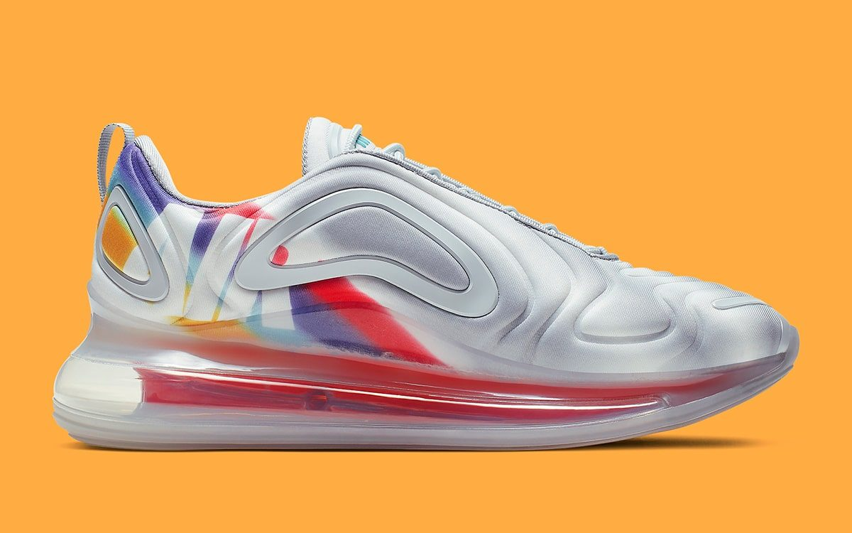 Nike to Release a Special Edition Air Max 720 for Pride Month