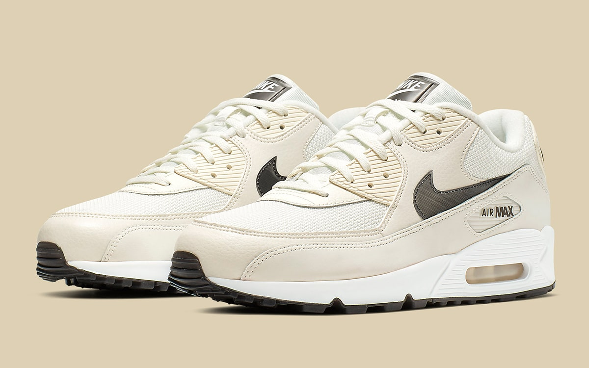 Available Now Ebony and Ivory Adorn the Next Air Max 90