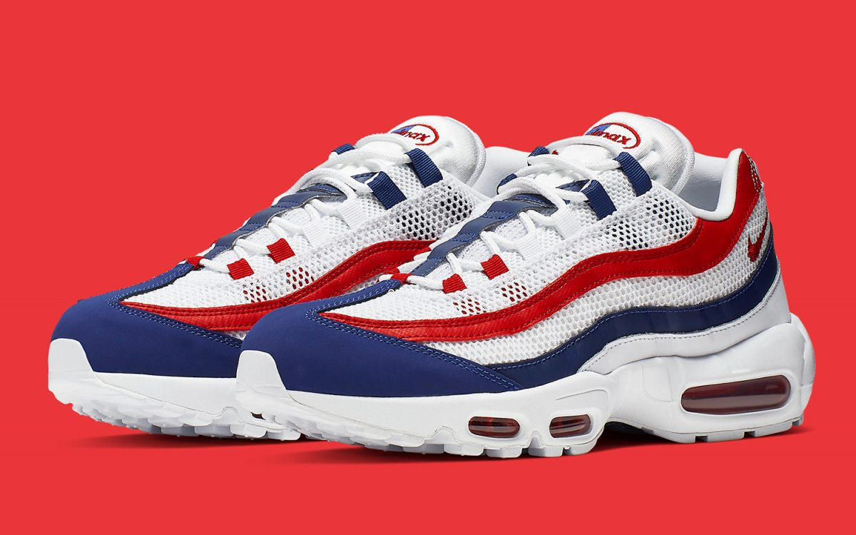 Fit-for-Fourth Air Max 95s Arrive Soon!