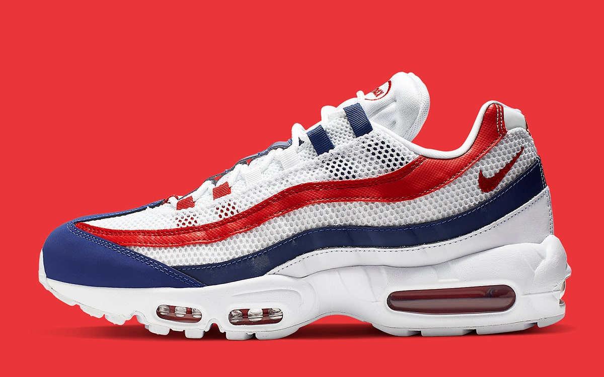 These Fit for Fourth Air Max 95s Are Available Now! HOUSE