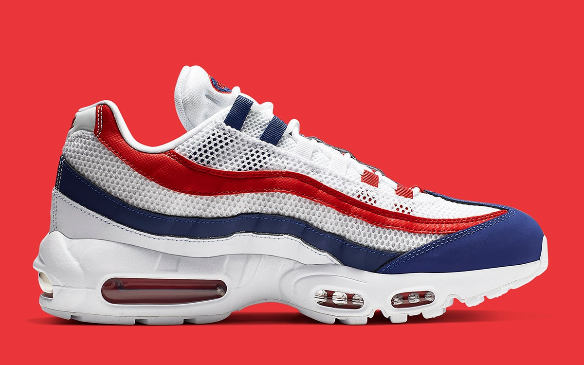 brand new 890a9 dd226 These Fit-for-Fourth Air Max 95s Are Available Now! - HOUSE ...