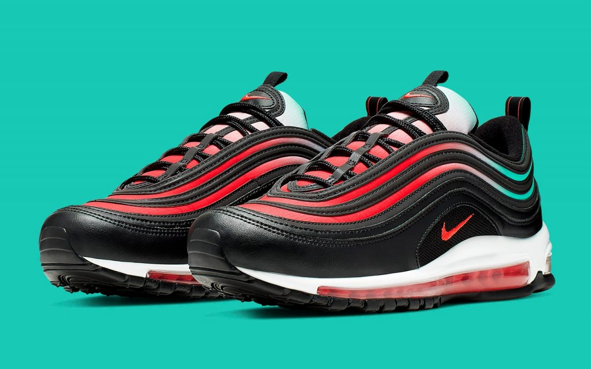 Available Now // Gradient-Laden Air Max 97s Surface in Bold Colors