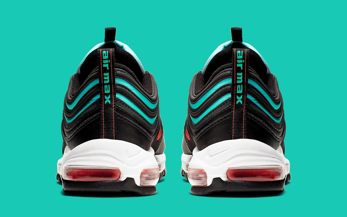 Available Now Gradient Laden Air Max 97s Surface In Bold Colors
