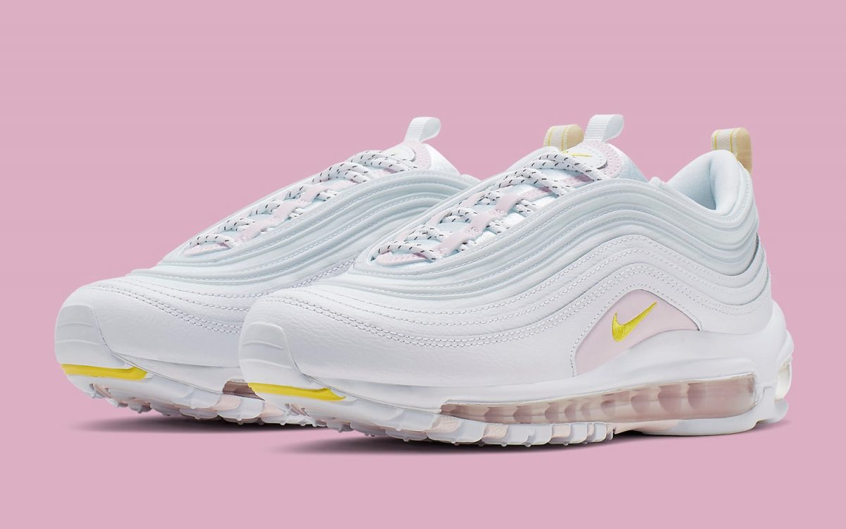 new concept 6d55a 90686 Pastel Pinks Pop on this All-New Air Max 97 - HOUSE OF HEAT ...