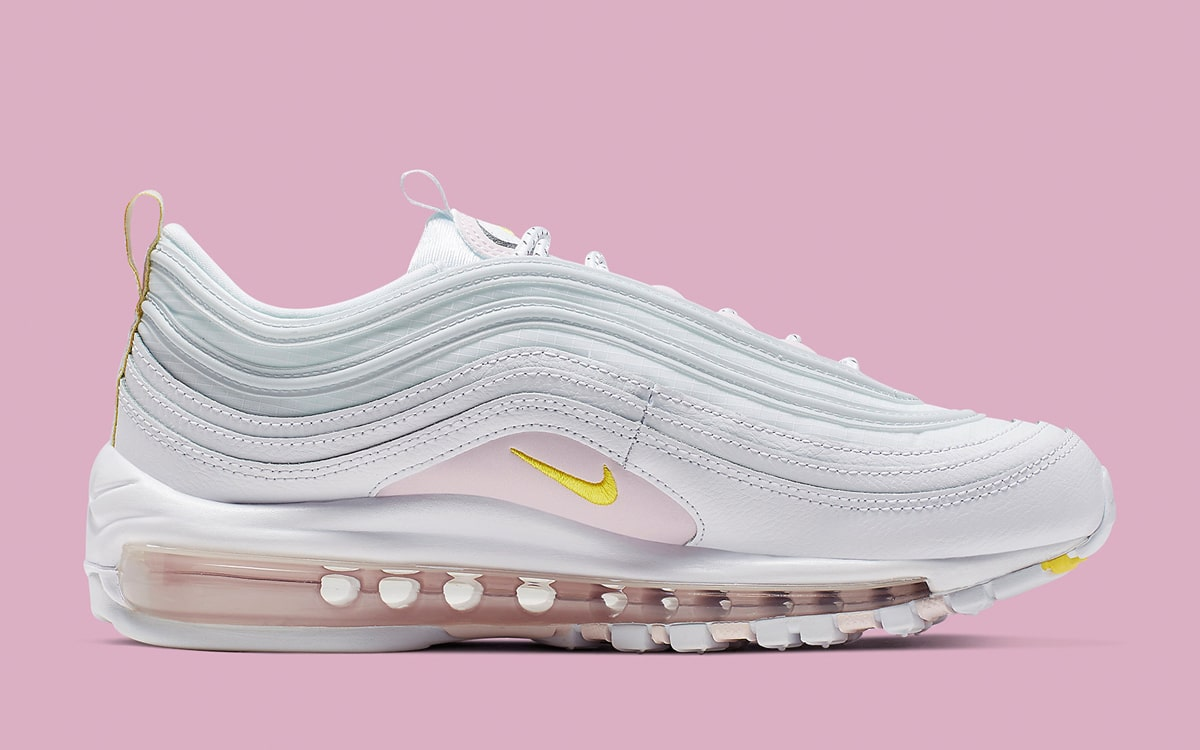 new concept 94755 82196 Pastel Pinks Pop on this All-New Air Max 97 - HOUSE OF HEAT ...