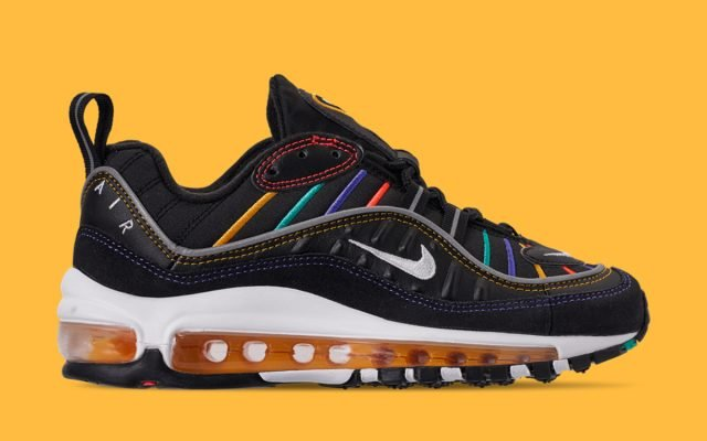 "new styles b8b23 0ca9a 90s Sitcom ""Martin"" Makes its Way to the Air Max 98"