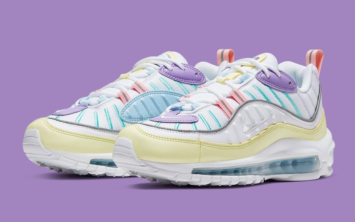 Available Now // Easter-Themed Air Max 98s